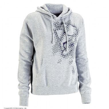 Толстовка HOODY S13 BLURR WOMAN.